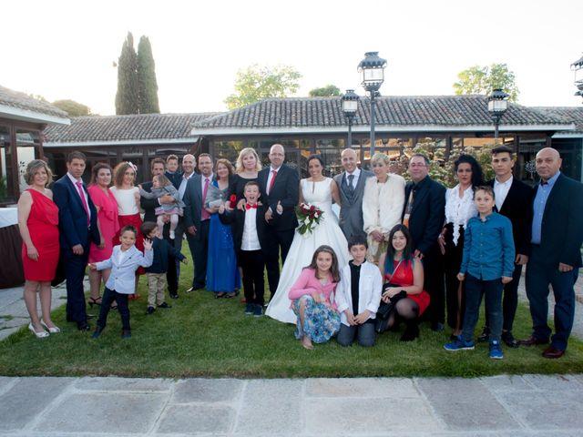 La boda de David y Belen en Illescas, Toledo 52