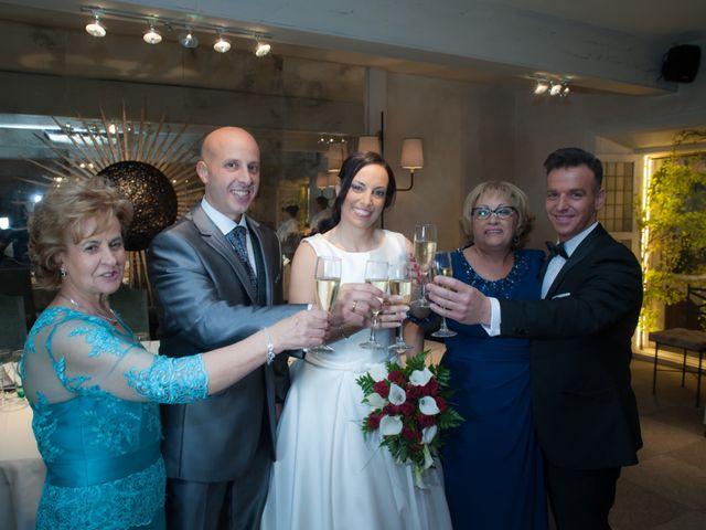 La boda de David y Belen en Illescas, Toledo 54