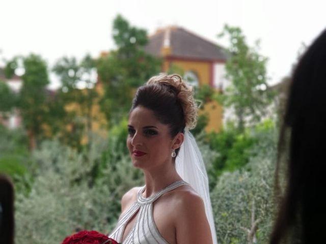 La boda de Cristobal  y Inma  en Benacazon, Sevilla 1
