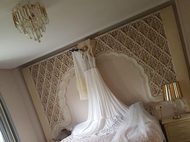 La boda de Cristobal  y Inma  en Benacazon, Sevilla 3