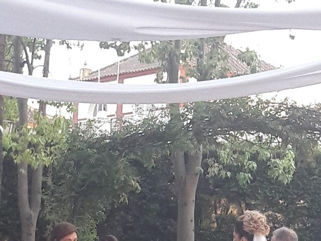 La boda de Cristobal  y Inma  en Benacazon, Sevilla 7