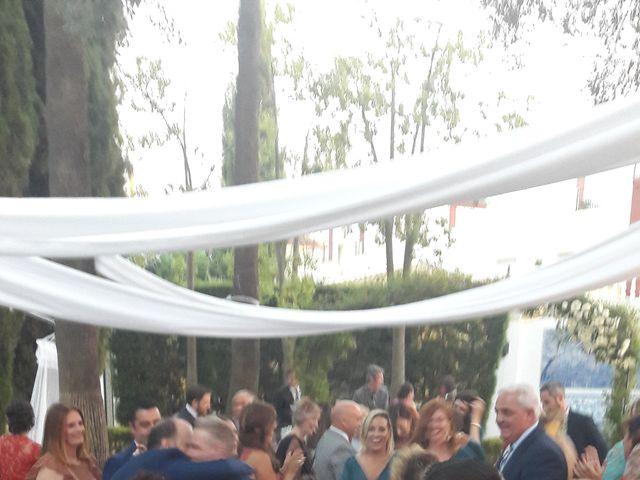 La boda de Cristobal  y Inma  en Benacazon, Sevilla 8