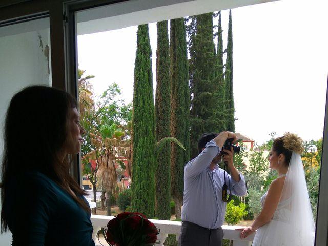 La boda de Cristobal  y Inma  en Benacazon, Sevilla 9