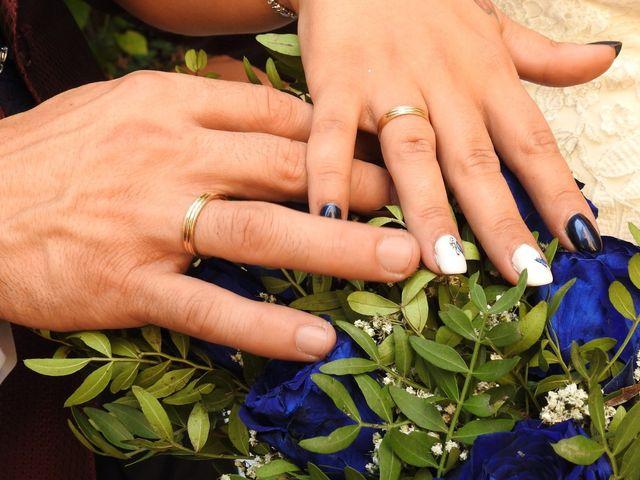 La boda de Jonathan y Carolina en Plasencia, Cáceres 10
