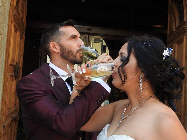 La boda de Jonathan y Carolina en Plasencia, Cáceres 13