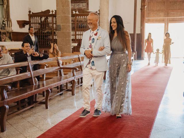 La boda de Jean Carlo y Keana en Candelaria, Santa Cruz de Tenerife 48