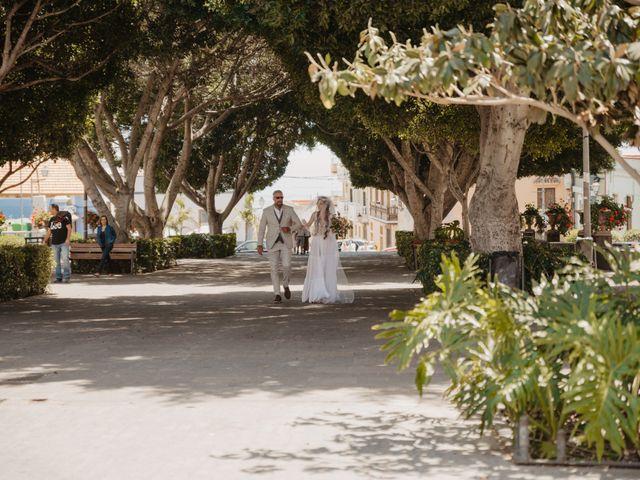 La boda de Jean Carlo y Keana en Candelaria, Santa Cruz de Tenerife 50