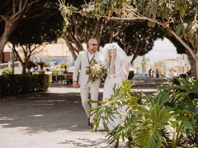 La boda de Jean Carlo y Keana en Candelaria, Santa Cruz de Tenerife 51