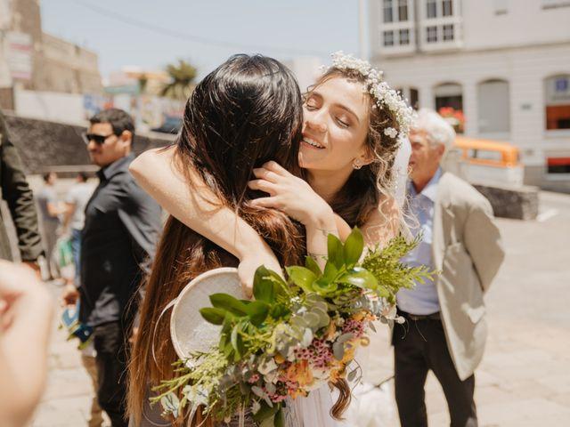 La boda de Jean Carlo y Keana en Candelaria, Santa Cruz de Tenerife 93