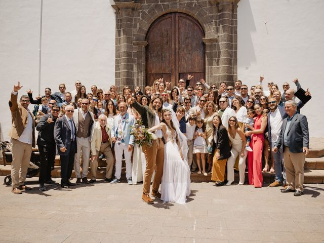 La boda de Jean Carlo y Keana en Candelaria, Santa Cruz de Tenerife 103