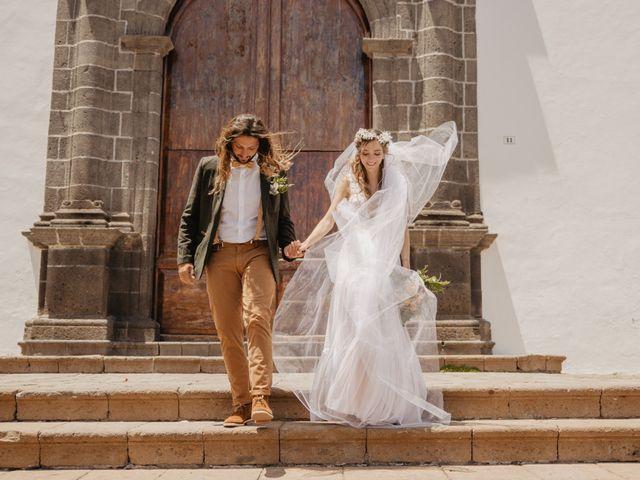 La boda de Jean Carlo y Keana en Candelaria, Santa Cruz de Tenerife 105