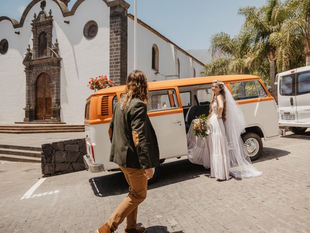 La boda de Jean Carlo y Keana en Candelaria, Santa Cruz de Tenerife 106