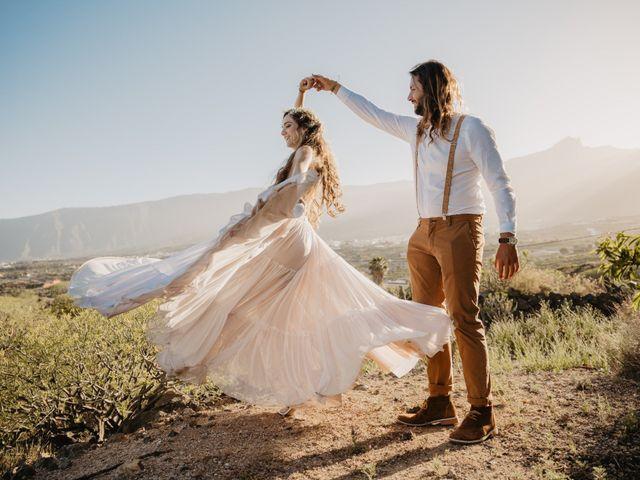 La boda de Jean Carlo y Keana en Candelaria, Santa Cruz de Tenerife 128