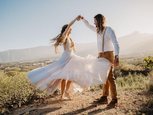 La boda de Jean Carlo y Keana en Candelaria, Santa Cruz de Tenerife 129