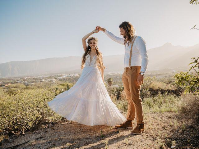 La boda de Jean Carlo y Keana en Candelaria, Santa Cruz de Tenerife 131