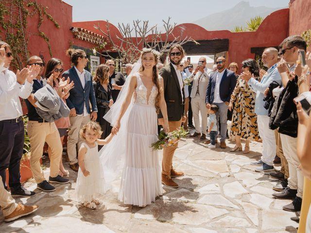 La boda de Jean Carlo y Keana en Candelaria, Santa Cruz de Tenerife 153