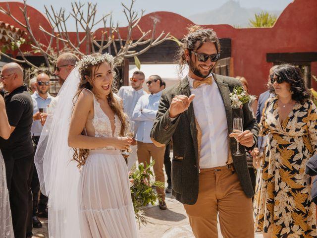 La boda de Jean Carlo y Keana en Candelaria, Santa Cruz de Tenerife 155