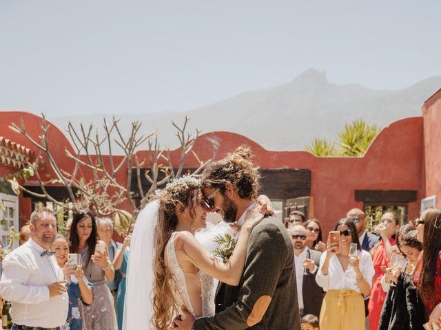 La boda de Jean Carlo y Keana en Candelaria, Santa Cruz de Tenerife 159
