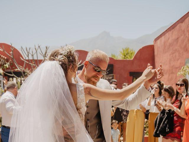 La boda de Jean Carlo y Keana en Candelaria, Santa Cruz de Tenerife 163