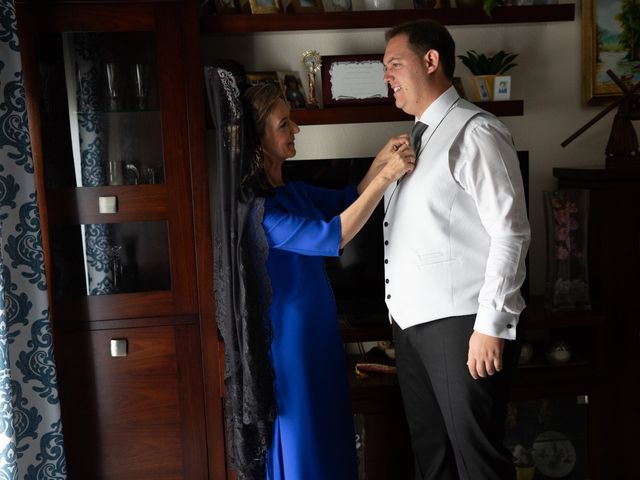 La boda de Miguel y Juani en Pozoblanco, Córdoba 2