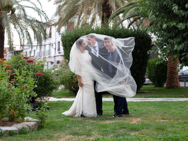 La boda de Miguel y Juani en Pozoblanco, Córdoba 13