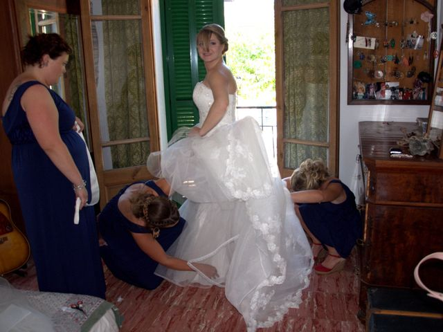 La boda de Jose y Sophia en Port d'Andratx, Islas Baleares 11