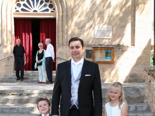 La boda de Jose y Sophia en Port d'Andratx, Islas Baleares 16