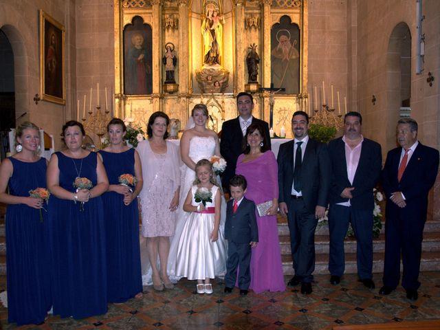 La boda de Jose y Sophia en Port d'Andratx, Islas Baleares 20