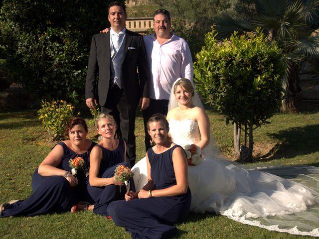 La boda de Jose y Sophia en Port d'Andratx, Islas Baleares 24