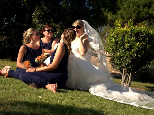La boda de Jose y Sophia en Port d'Andratx, Islas Baleares 25