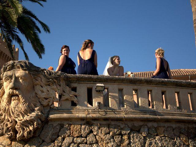 La boda de Jose y Sophia en Port d'Andratx, Islas Baleares 28