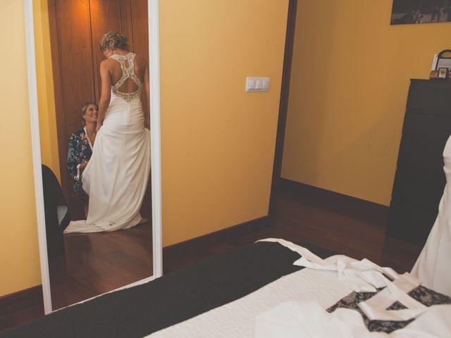 La boda de David y Carla en La Manjoya, Asturias 14
