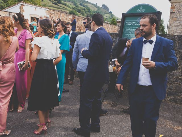 La boda de David y Carla en La Manjoya, Asturias 27