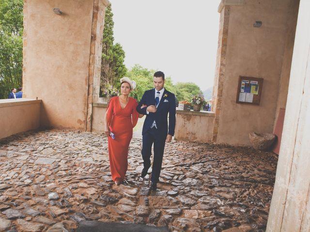 La boda de David y Carla en La Manjoya, Asturias 30