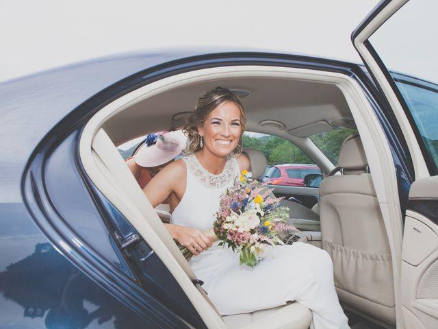 La boda de David y Carla en La Manjoya, Asturias 31