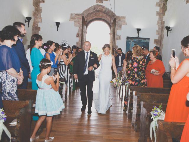 La boda de David y Carla en La Manjoya, Asturias 34