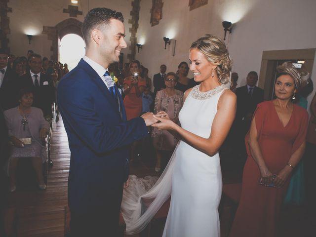 La boda de David y Carla en La Manjoya, Asturias 37