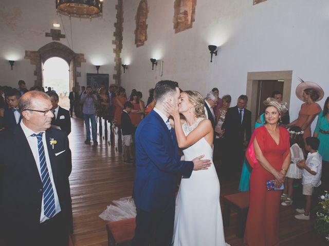 La boda de David y Carla en La Manjoya, Asturias 39
