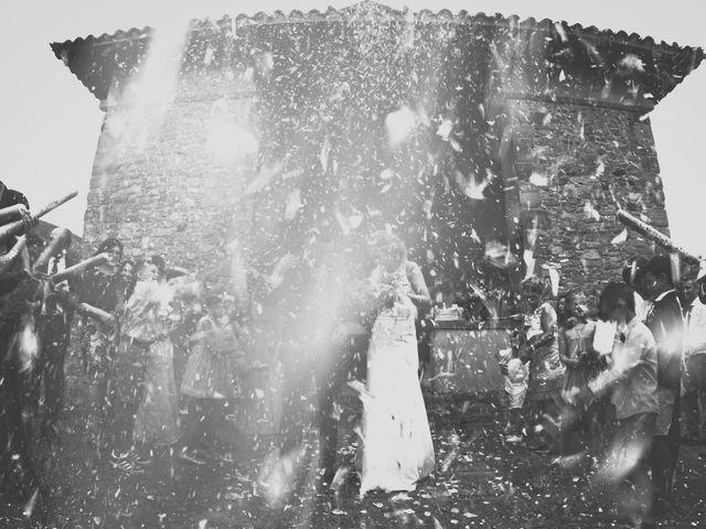La boda de David y Carla en La Manjoya, Asturias 42
