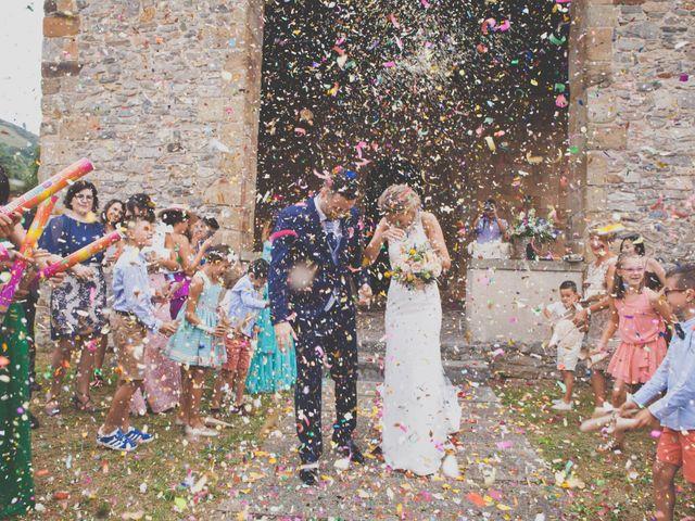 La boda de David y Carla en La Manjoya, Asturias 43