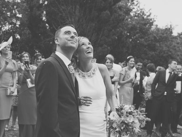 La boda de David y Carla en La Manjoya, Asturias 45