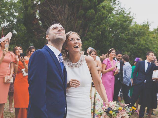 La boda de David y Carla en La Manjoya, Asturias 46
