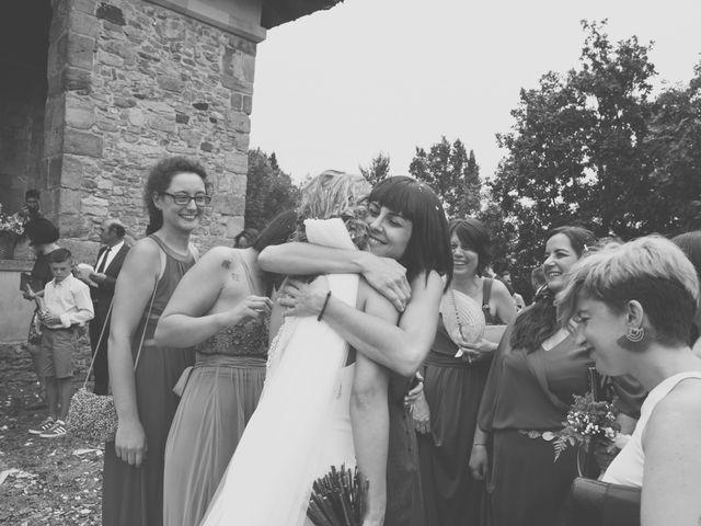 La boda de David y Carla en La Manjoya, Asturias 48