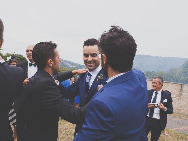La boda de David y Carla en La Manjoya, Asturias 50
