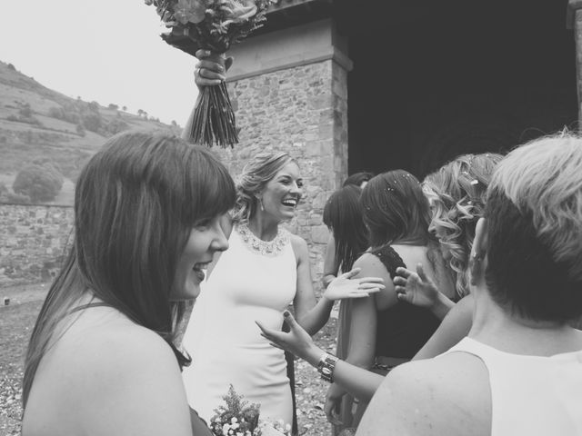 La boda de David y Carla en La Manjoya, Asturias 51