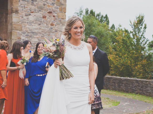 La boda de David y Carla en La Manjoya, Asturias 52
