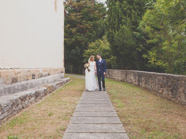 La boda de David y Carla en La Manjoya, Asturias 54