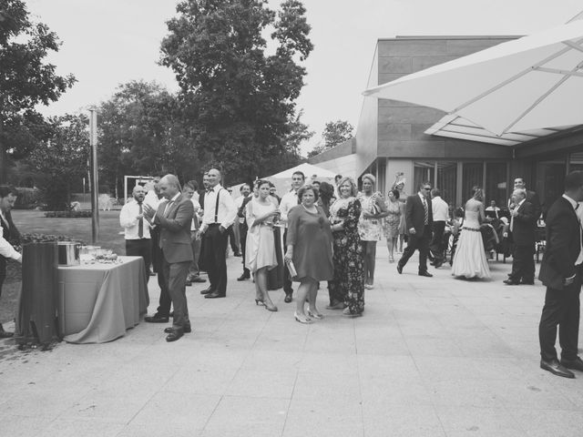 La boda de David y Carla en La Manjoya, Asturias 58