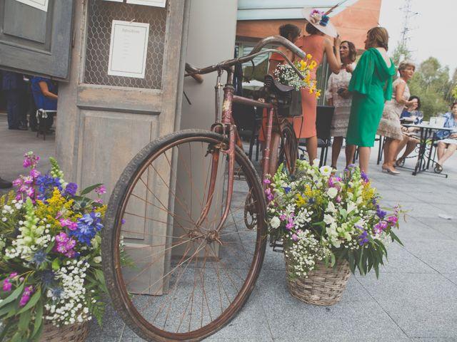 La boda de David y Carla en La Manjoya, Asturias 61