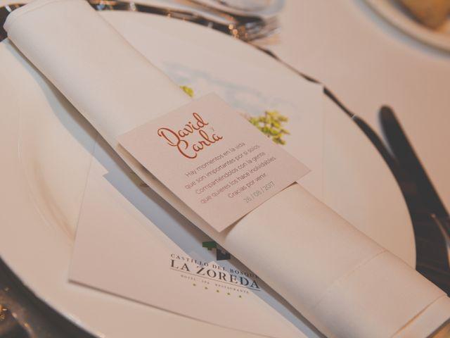 La boda de David y Carla en La Manjoya, Asturias 71